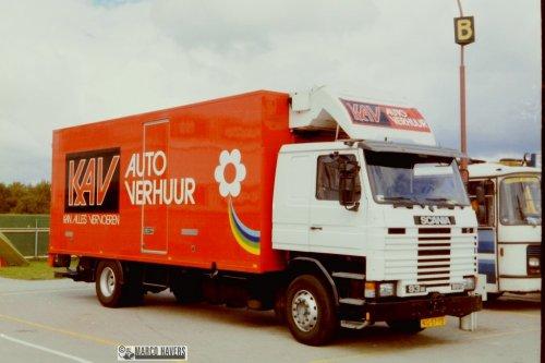 Scania 93, foto van marco-havers