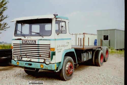 Scania 86, foto van marco-havers