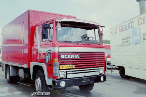 Scania 0/1-serie, foto van marco-havers