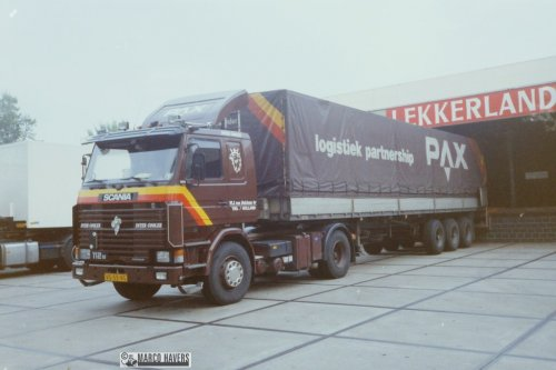 Scania 112, foto van marco-havers