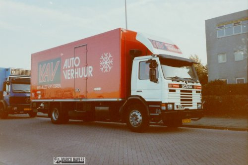 Scania 92, foto van marco-havers