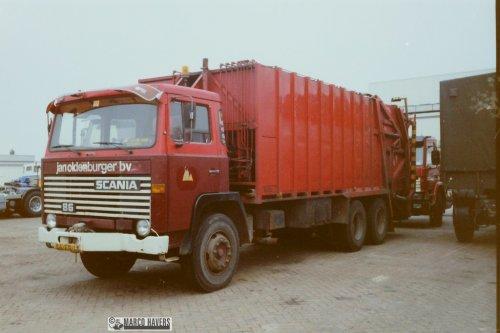 Scania 86, foto van marco-havers