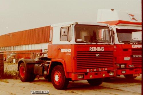 Scania 110, foto van marco-havers