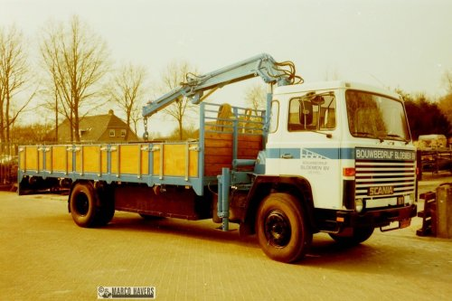 Scania 81, foto van marco-havers