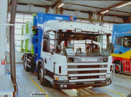 Scania P-serie Lowline, foto van marco-havers