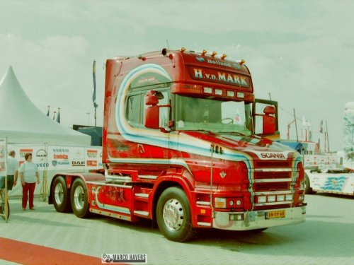 Scania T164, foto van marco-havers