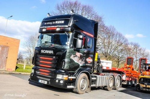 Scania R480, foto van mike_v