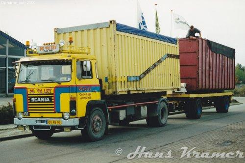 Scania 81, foto van Hans Kramer