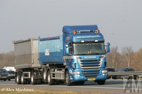 Scania G400, foto van Alex Miedema