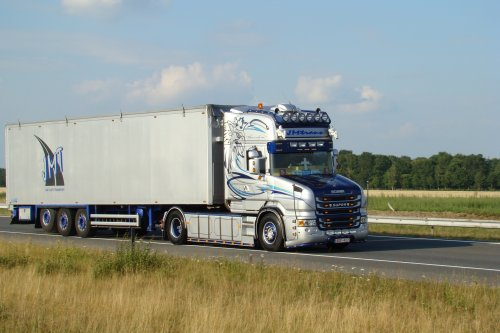 Scania T620, foto van Johndeeretje