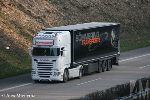 Scania R-serie 2nd gen, foto van Alex Miedema