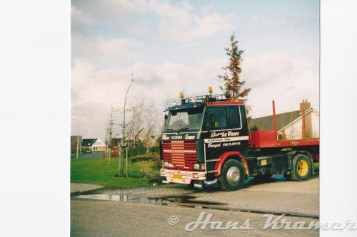 Scania 112, foto van Hans Kramer