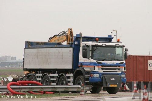 Scania P440, foto van Alex Miedema
