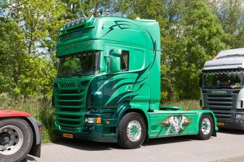 Scania R500, foto van xrayjaco