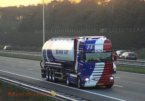 Scania R-serie, foto van Nank?p