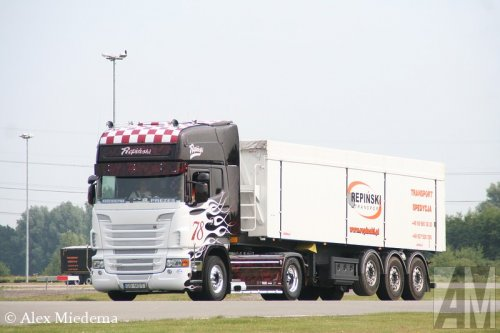Scania R560, foto van Alex Miedema