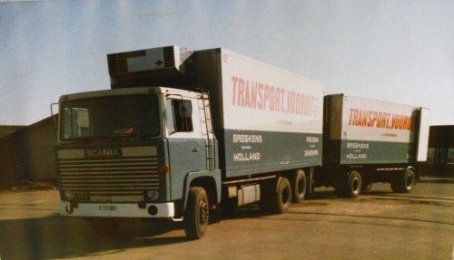 Scania 111, foto van alfredo