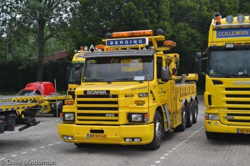 Scania T143, foto van DaveMinderman