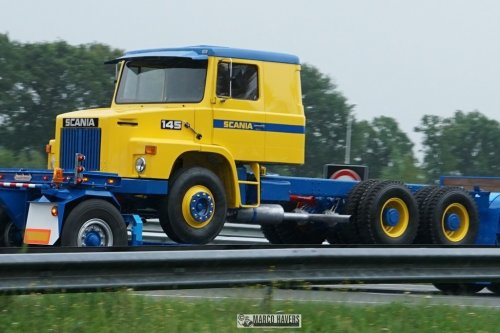 Scania 145, foto van marco-havers