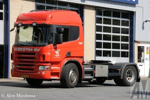 Scania P360, foto van Alex Miedema