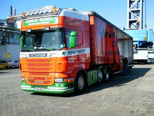 Scania R560, foto van Jan F