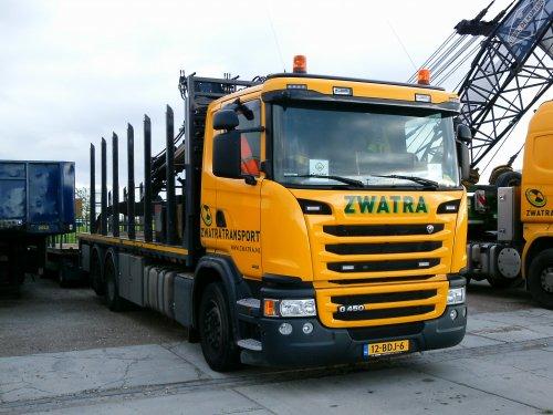 Scania G450, foto van Jan F