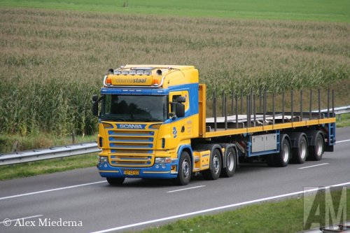 Scania R500, foto van Alex Miedema