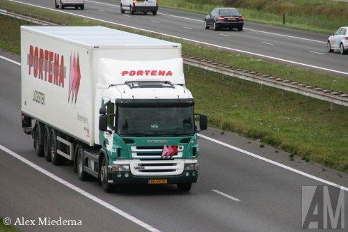 Scania P340, foto van Alex Miedema