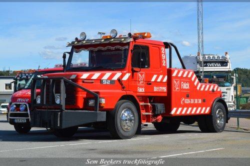 Scania T92, foto van sem-beekers