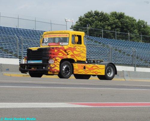 Scania eigenbouw, foto van René