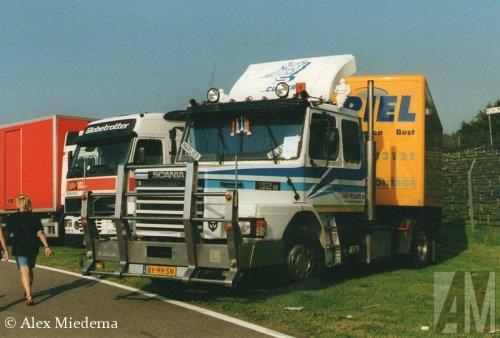 Scania T92, foto van Alex Miedema