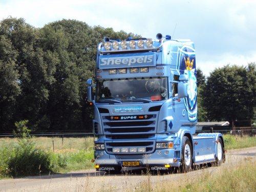 Scania R500, foto van Stefanmillus