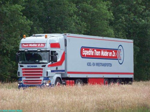 Scania R480, foto van René