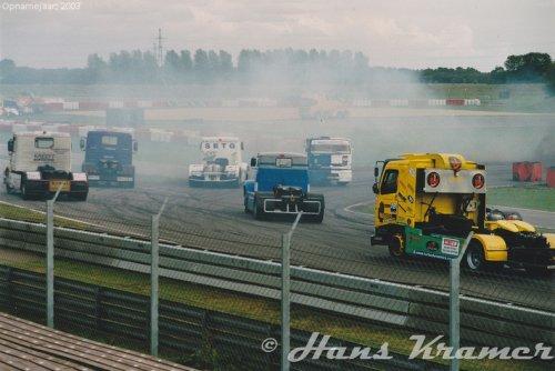 Scania meerdere, foto van Hans Kramer