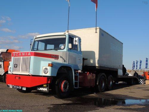 Scania L140, foto van René