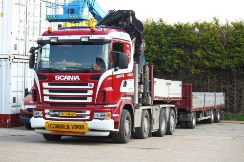 Scania R480, foto van alfredo
