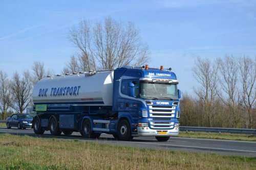 Scania R-serie, foto van truckspotter hgk