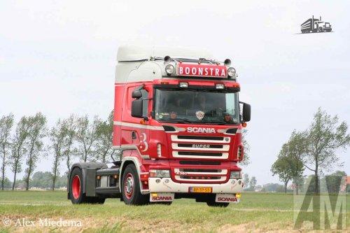 Scania R380, foto van Alex Miedema