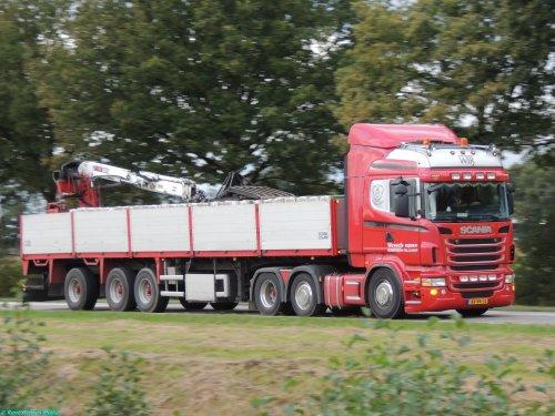 Scania R440, foto van René
