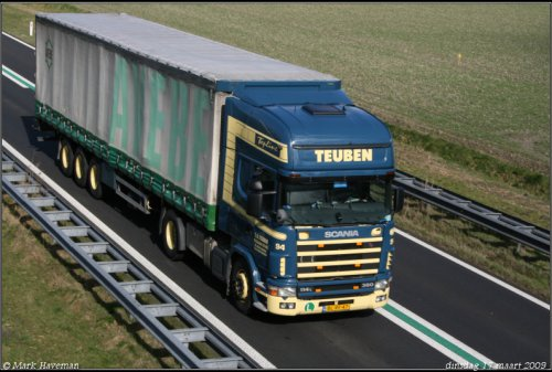 Scania 114, foto van Mark Haveman