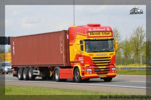 Scania R450, foto van sem-beekers