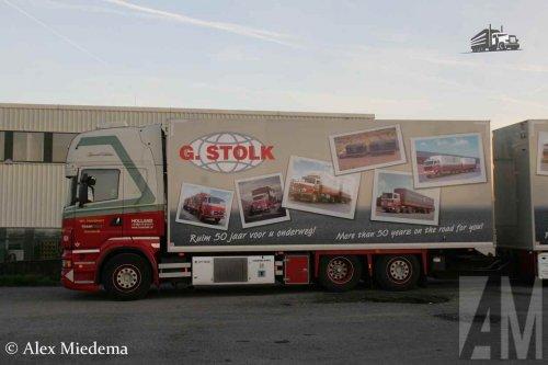 Scania R730, foto van Alex Miedema