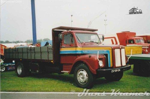 Scania L80, foto van Hans Kramer