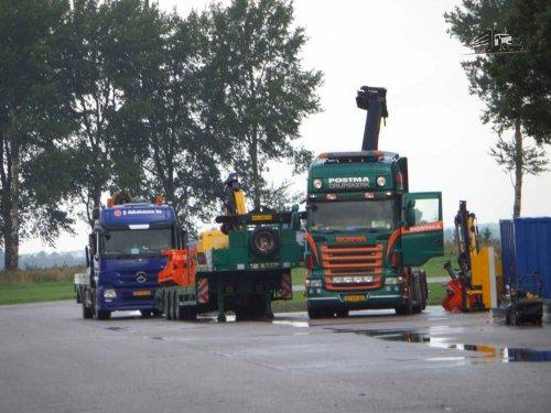 Scania R500, foto van JD6930
