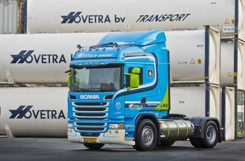 Scania G340, foto van Alex Miedema