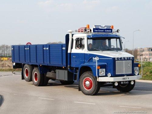 Scania L140, foto van TCTMarcel