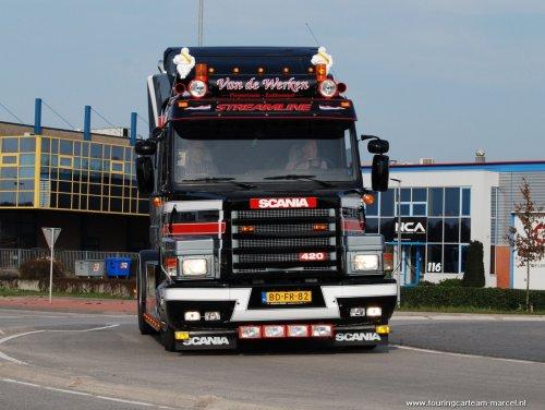 Scania T143, foto van TCTMarcel
