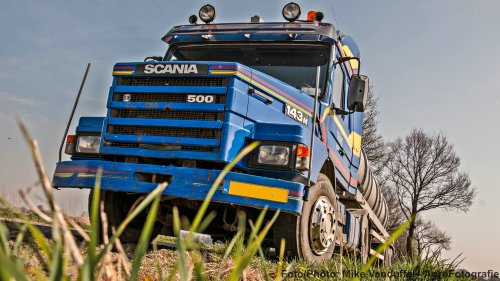 Scania T143, foto van mike_v