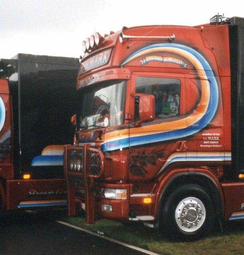 Scania 4-serie, foto van aa-smit