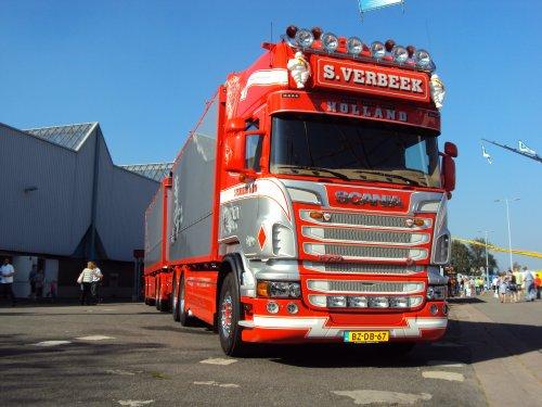 Scania R730, foto van Stefanmillus